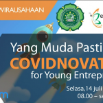 Seminar Kewirausahaan COVIDNOVATION