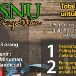 Program Unisnu Souvenir Competition (USC)