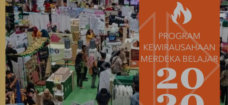 Program Kegiatan Bisnis Manajemen Mahasiswa Indonesia (KBMI) Tahun 2020